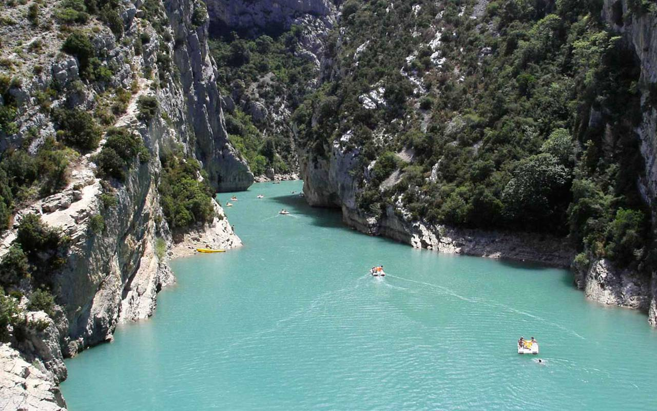 Verdon Canyon Provence