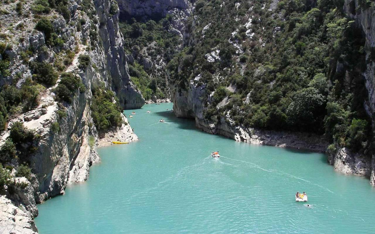 Verdon Canyon Provence