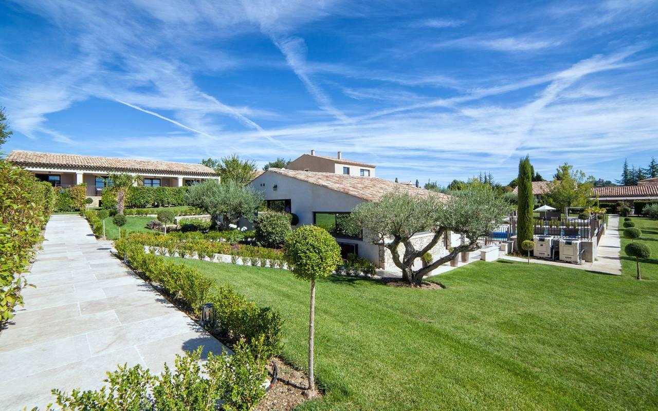 Luxury hotel Provence