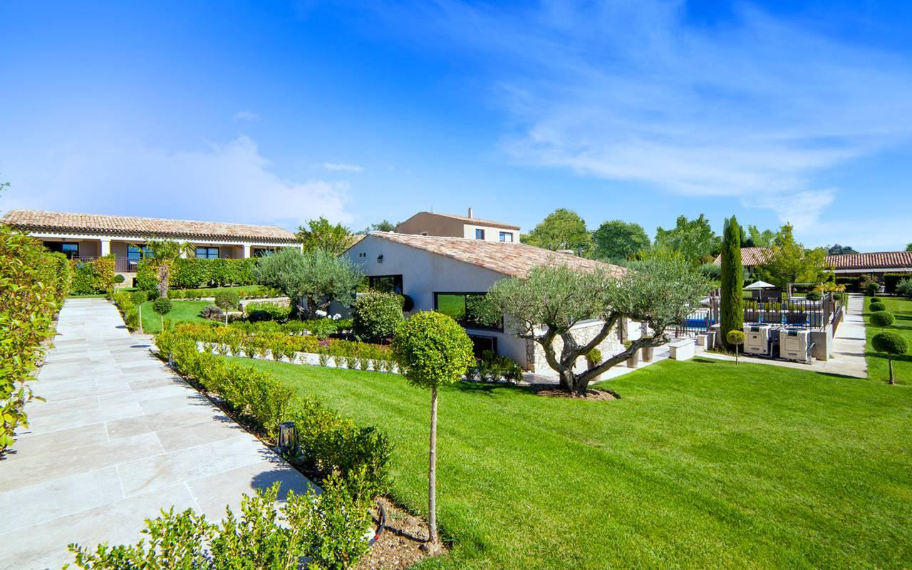 Hotel de luxe en Provence - La Bastide Saint Georges