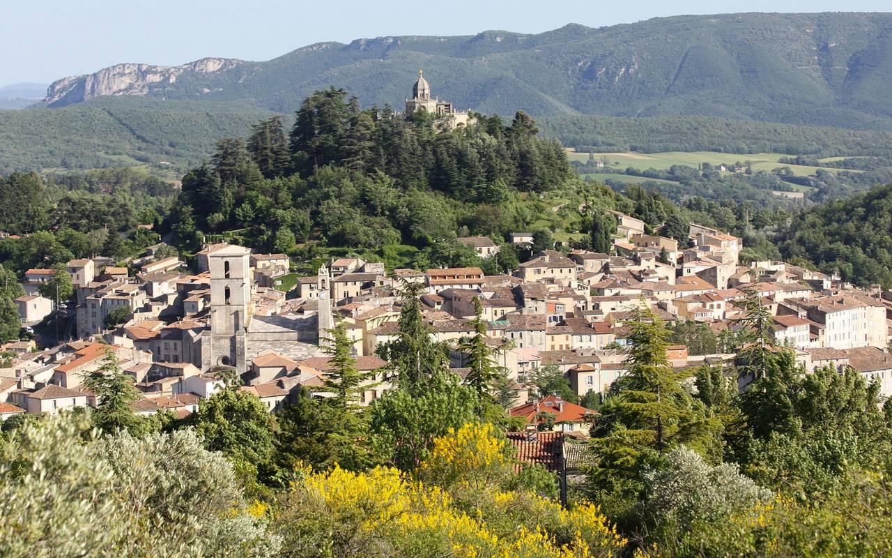 Hotel de luxe en Provence, Luberon